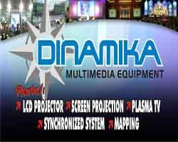 PT. Dinamika Multimedia Equipment Malang